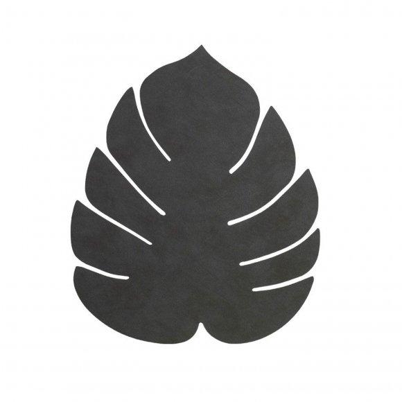 LindDNA - Dækkeserviet monstera blad L fra Linddna
