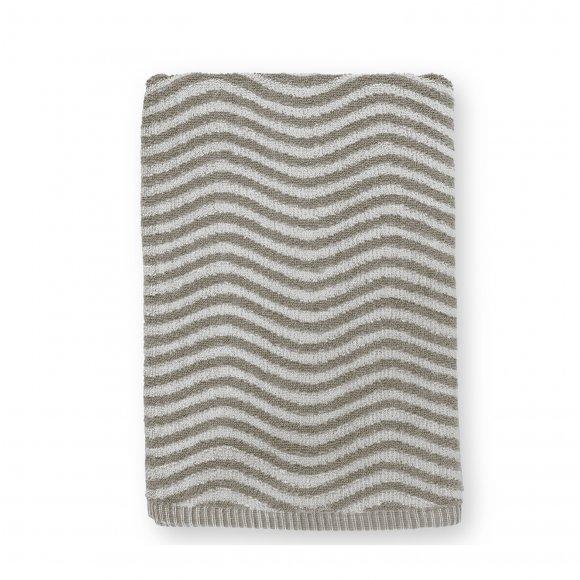 Juna Design - Ocean badehåndklæde str 70x140 cm fra Juna