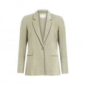Coster Copenhagen -  Suit jacket w. slits details at cuffs fra Coster Copenhagen