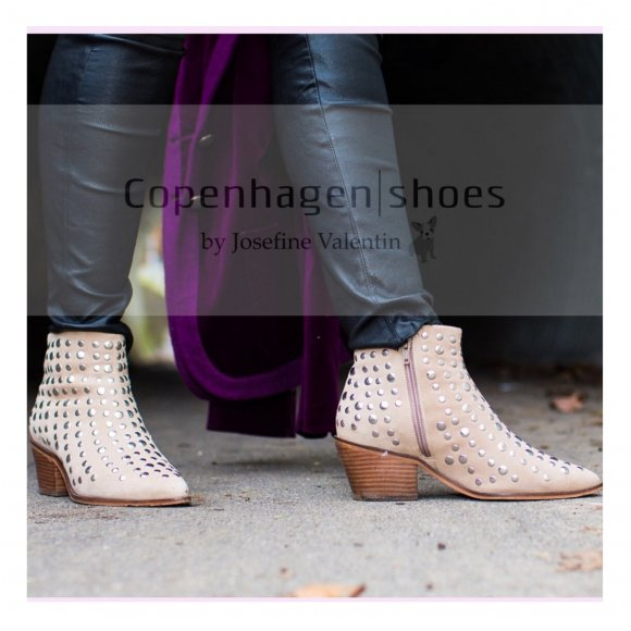 copenhagen shoes - Clarissa støvle fra Copenhagen Shoes