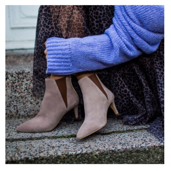 copenhagen shoes - Simi boot fra Copenhagen Shoes