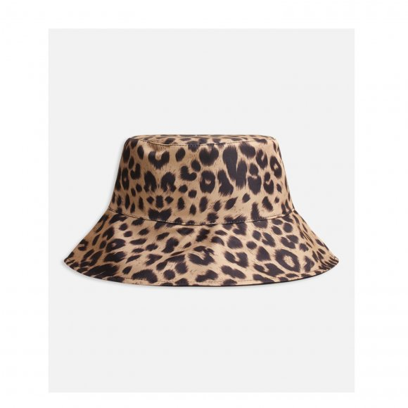 Sisters Point - Bucket bølle hat i leo print fra Sisters Point