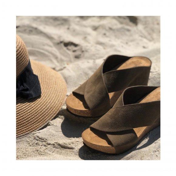 copenhagen shoes - Frances sandal fra Copenhagen Shoes