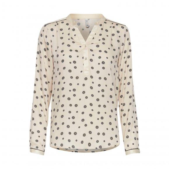 Pulz Jeans - Rubin langærmet bluse fra Pulz