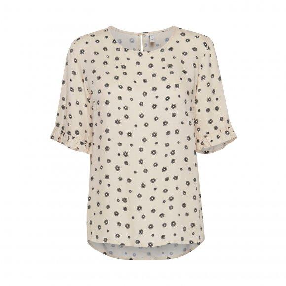 Pulz Jeans - Rubin kortærmet bluse fra Pulz