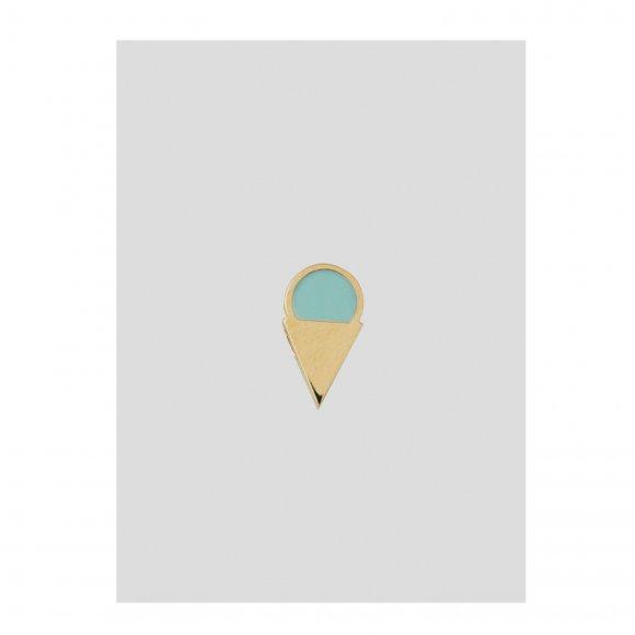 Design Letters - Ice cream charm fra Design Letters