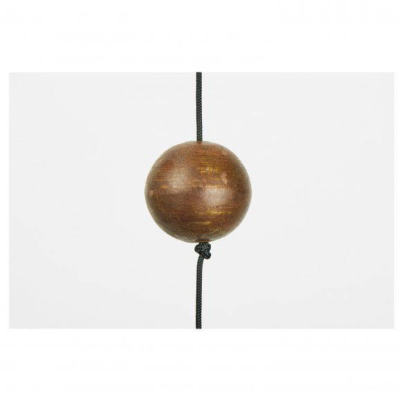 Nordic by hand - Kernen Iron ball dia. 8 cm fra Nordic By Hand