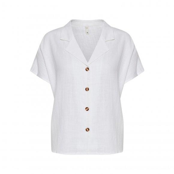 Pulz Jeans - Bianca skjorte fra Pulz