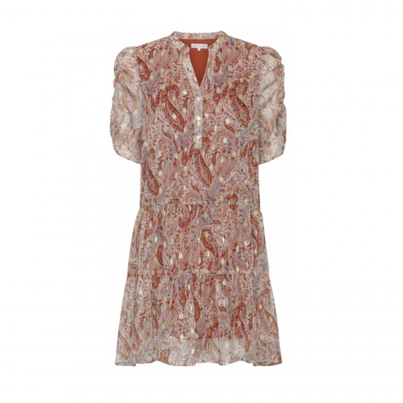 Continue - Annika paisly kjole fra Continue