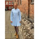 Coster Copenhagen - Tunic w. long sleeves and cutline at waist fra Coster Copenhagen