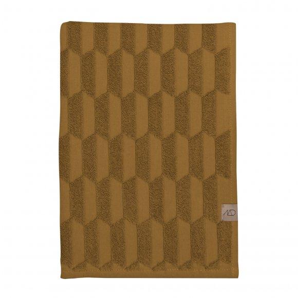 Mette Ditmer - Geo håndklæde str 50x95 cm fra Mette Ditmer
