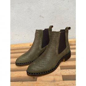 Copenhagen shoes - Bonnie croco støvle fra Copenhagen Shoes