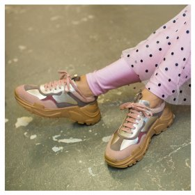 copenhagen shoes - Candy metallic sneakers fra Copenhagen Shoes