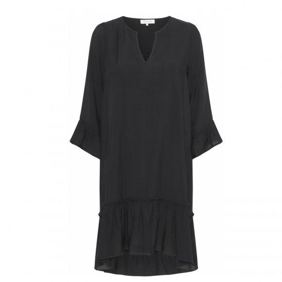 Continue - Thyra black short dress fra Continue