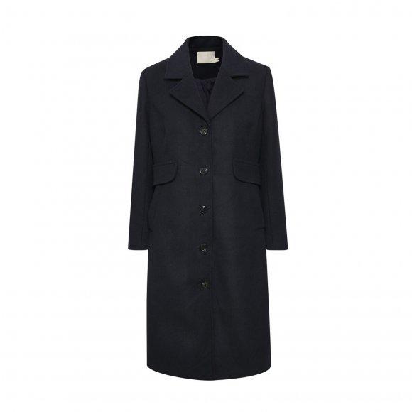 Karen By Simonsen - Biba coat fra Karen By Simonsen