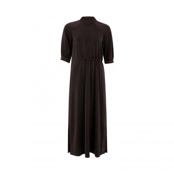Coster Copenhagen - Silky dress w.tie string fra Coster Copenhagen