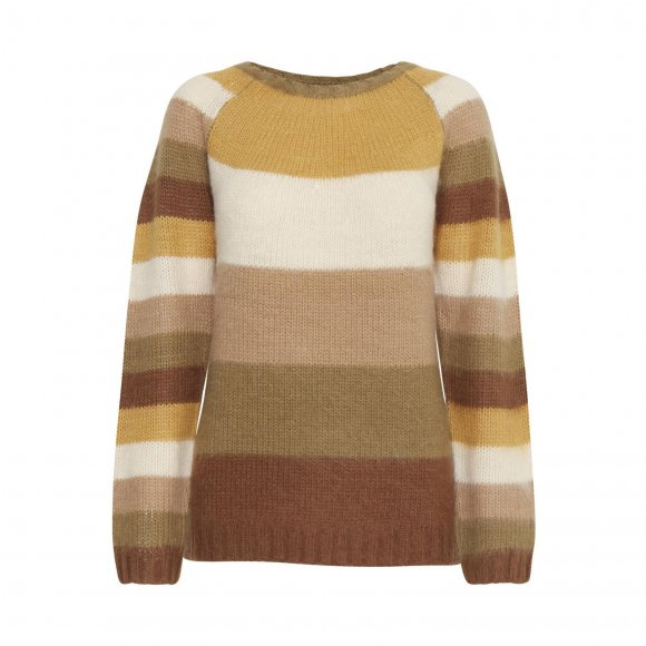 Pulz Jeans - Piper pullover fra Pulz