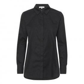 Continue - Melia solid skjorte fra Continue