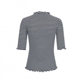 Karen By Simonsen - Candace stripe t-shirt fra Karen By Simonsen