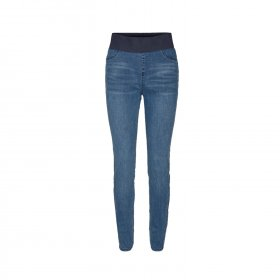 Free quent - Shantal denim pants fra Freequent