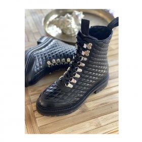 Copenhagen shoes - Watch quiltet støvle fra Copenhagen Shoes