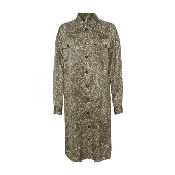Pulz Jeans - Adeline skjorte kjole fra Pulz