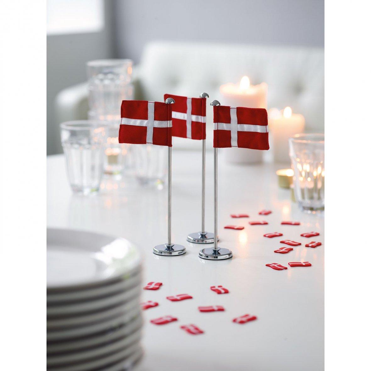 Populære Køb dine dannebrogs flag online - Fine bord flag kan købes her QW-48