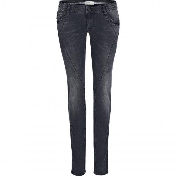 Pulz Jeans - Victoria skinny jeans fra Pulz
