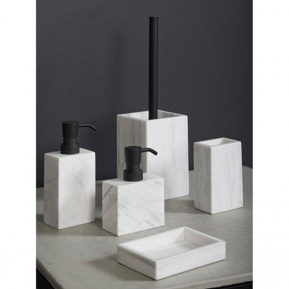 Mette Ditmer - Marble børsteholder fra Mette Ditmer